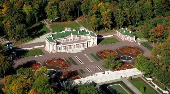 Tallinn Kadriru loss. Castle in KadriorgFoto: Toomas Volmerfotovolmer@hot.ee